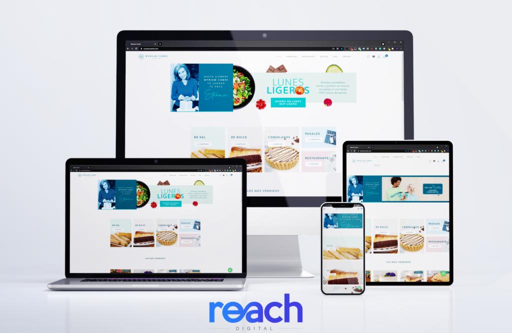 Agencia de Marketing Digital para Myriam Camhi 2