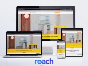 Diseño de Páginas Web para AcabadosVIS.com
