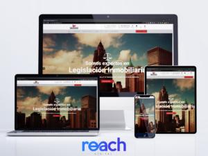 Diseño de Páginas Web para León Mahecha Abogados