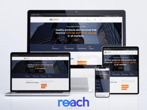 Diseño de Páginas Web para Terabyte Solutions